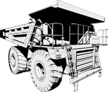 an image of a mining truck